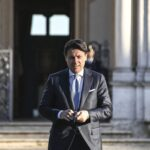 "Conte ""Serve un'alleanza per un Governo di salvezza nazionale"""