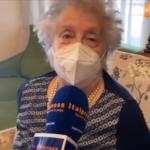 Messina, Vaccini a domicilio per over 80, prima dose a una 84enne, VIDEO