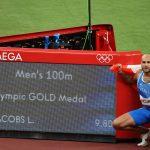 """Jacobs trionfa nei 100 metri """"Era il mio sogno da bambino"""""""
