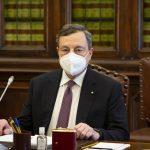 """Draghi """"Dal Governo segnale inequivocabile sulla sicurezza sul lavoro"""""""